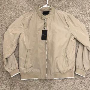 NEW Zara Mens zip up jacket